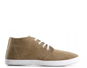 COX Sneakers trendy uomo beige modello estivo Scarpe e Calzature