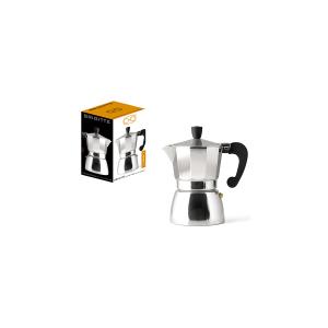 CHIO Caffettiera alluminio brigitte tazze 1 Moka Caffettiere e Guarnizioni