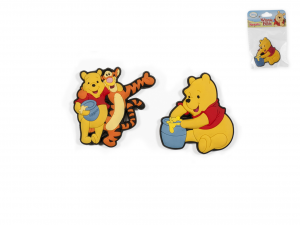 HOME Set 6 Magneti Disney Winnie Pooh Assortiti Arredo E Decorazioni Casa