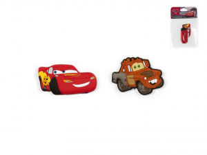 HOME Set 6 Magneti Disney Cars Assortiti Arredo E Decorazioni Casa
