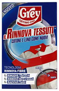 GREY Rinnova Tessuti 50 Gr. Detergenti Casa