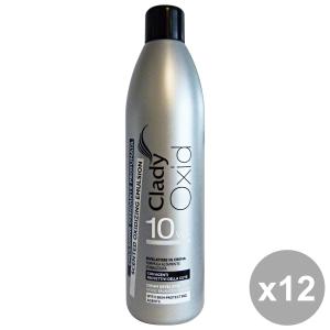 Set 12 CLADY Acqua EMULSIONATA 10 VOL. 1 Lt. Prodotti per capelli