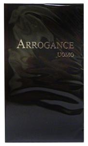 ARROGANCE Uomo Dopo Barba 100 Ml. Spray (Grigio) Prodotti per Barba