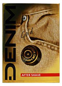 DENIM D/barba gold 100 ml. - Dopobarba