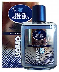 FELCE AZZURRA Dopo Barba Lozione Rinfrescante 100 Ml Prodotti Per Barba