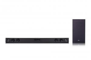 LG Sj3 Soundbar 300W Tv Sync Bluetooth Sub Wireless Home Theater