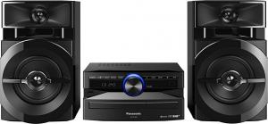 PANASONIC Sc-Ux100E-E Hi-Fi Mini Cd Usb Mp3 Rds Aux 300W Home Theater