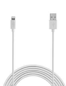 AIINO Apple Cavo Lightning 1,2m MFI - Special Pack - Bianco