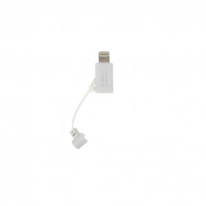 AIINO Lightning to micro USB adattatore - Bianco