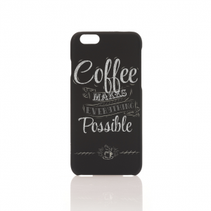 AIINO iPhone 6/6s cover NeroBoard Collect - Coffee
