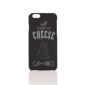 AIINO iPhone 6/6s cover NeroBoard Collect - Cheese