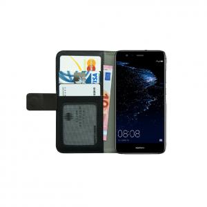 AIINO B-Cover Cover a libro per Huawei P10 Plus - Nero