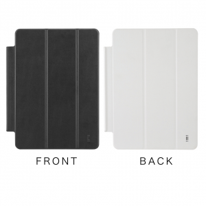 AIINO Custodia Three Cover per iPad Air 2 - Nero/Bianco