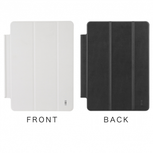 AIINO Custodia Three Cover per iPad Air 2 - Bianco/Nero