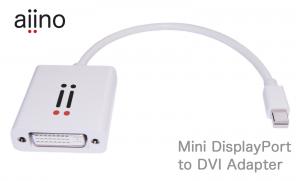 AIINO Mini DisplayPort to DVI adattatore