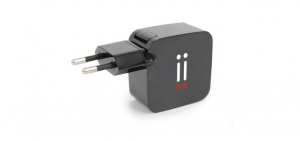 AIINO 2 USB home charger 2,1A - Nero