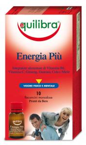 EQUILIBRA Energia pi├╣ * 10 flaconi - prodotti alimentari