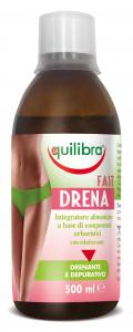 EQUILIBRA Fast drena 500 ml. - prodotti alimentari