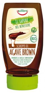 EQUILIBRA Sciroppo D'Agave Brown Bio 350 Gr Articolo Xsagb Bevanda A Infusione