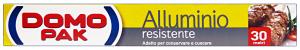 DOMOPAK Alluminio 30 mt. - sacchetti per alimenti