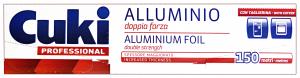 CUKI Alluminio doppia forza 150 mt. - sacchetti per alimenti
