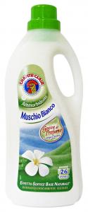 CHANTE CLAIR Ammorbidente 26 Mis.Muschio Bianco Detergenti Casa