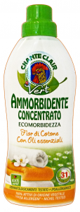 CHANTE CLAIR Ammorbidente Concentrato Eco.Fior Di Cotone 625 Ml. Detergenti Casa