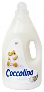 COCCOLINO Ammorbidente 4 Lt. Bianco Delicato-Soffice Detergenti Casa