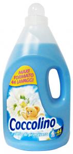 COCCOLINO Ammorbidente 4 Lt. BLU PRIMAVERA Detergenti Casa