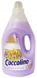 COCCOLINO Ammorbidente 4 Lt. Lavanda Detergenti Casa