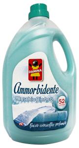 DAMINA Ammorbidente 52 MIS.Muschio Bianco 3,9 Lt.  Detergenti Casa
