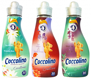 COCCOLINO Ammorbidente Concentrato 750 Ml. CREATION ORIENTALE Detergenti Casa