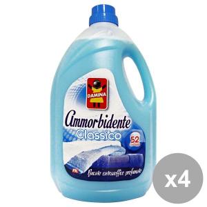 Set 4 DAMINA Ammorbidente 52 MIS.Classico 3,9 Lt. Detergenti casa