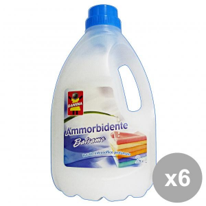 Set 6 DAMINA Ammorbidente 24 MIS.Balsamo 1,8 Lt. Detergenti casa