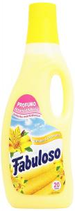 FABULOSO Ammorbidente 1500 Ml. Vaniglia-ORCHIDEA Detergenti Casa