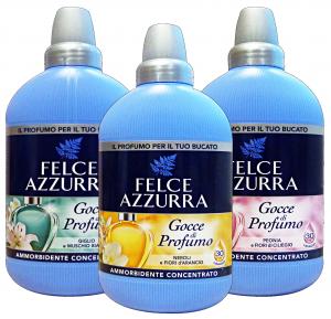 FELCE AZZURRA Ammorbidente concentrato neroli/peonia/giglio 750 ml.