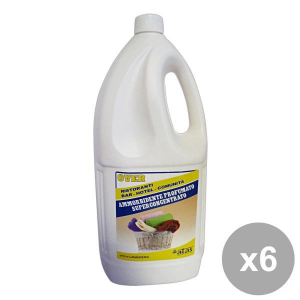 Set 6 OVER Ammorbidente Concentrato 2 Lt. Detergenti casa
