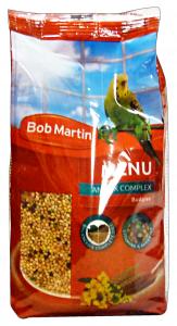 BOB MARTIN Pappagallini Menu' Completo Prebiotic 400 Gr  Animali Domestici