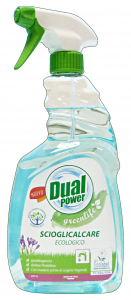 DUAL POWER Anticalcare green power ecologico trigger 750 ml.