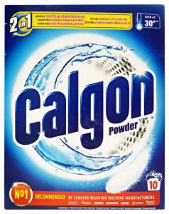 Set 10 CALGON Anticalcare Polvere 500 Gr. Detergenti casa