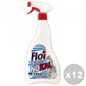 FLOI Set 12 FLOI Anticalcare nocal trigger 750 ml.