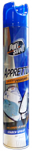 BERGEN Pulisvelt Appretto spray 500 ml. - accessori per stirare