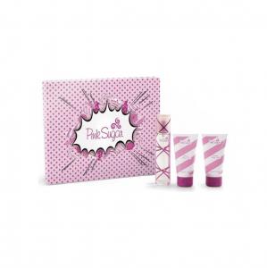 AQUOLINA Pink Sugar Donna Set Acqua Profumata 50 Ml+Glos Fragranze
