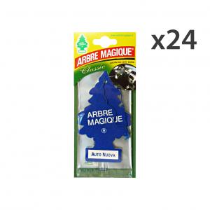 Set 24 ARBRE MAGIQUE Deodorante Auto NUOVA Accessori auto e moto