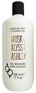 ALYSSA ASHLEY MUSK Bagno Doccia 500 Ml. Saponi e cosmetici