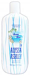 ALYSSA ASHLEY Ocean blue bagnodoccia 500 ml. - bagno schiuma