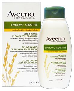 AVEENO Bagnodoccia sensitive 500 ml. - bagno schiuma