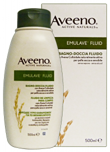 AVEENO Bagno-doccia fluido p.sens.500 ml. - Bagno schiuma