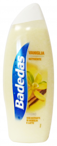 BADEDAS Bagno vaniglia 500+250 ml. - Bagno schiuma