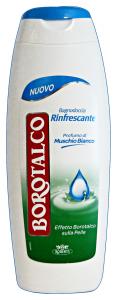 BOROTALCO Bagno Rinfrescante 500 Ml Bagno Schiuma